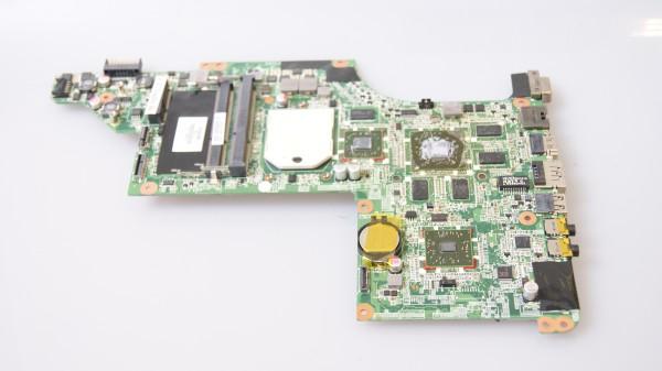 HP DV7-4165eg Motherboard nicht getestet 615687-001 Defekt
