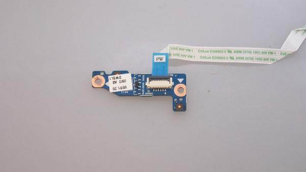 HP Envy 17 Power Board 6050A259201