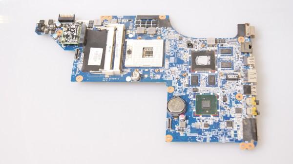 HP DV6-3012eg Motherboard Defekt Ersatzteilspender 592816-001