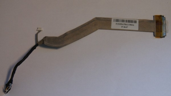 HP DV6500 LCD Display Kabel FOXDDAT8ALC0041A