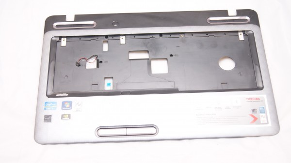 Toshiba Satellite L775D Palmrest mit Touchpad 13N0-Y3A0A01