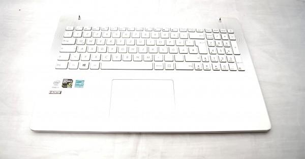 Asus UX501J Palmrest mit Tastatur und Touchpad 13NB07D1AM0421