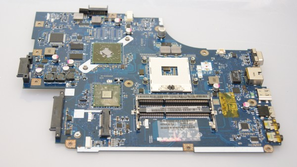 Acer TravelMate 5740 Mainboard Ersatzteilspender LA-5891P