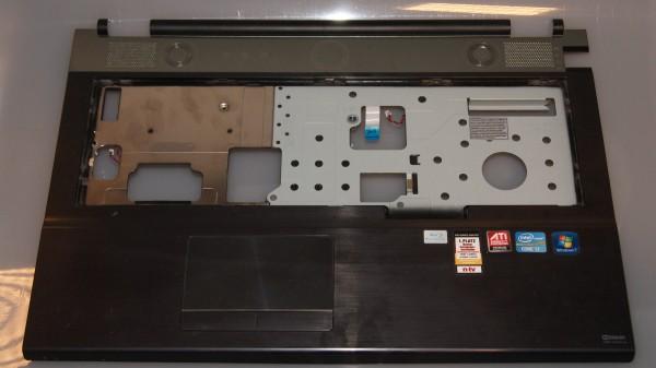 Samsung NP700G7A Palmrest mit Touchpad BA7503333A