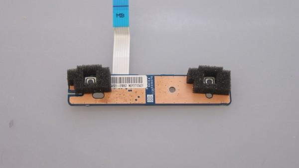 Toshiba Satellite L775 Touchpad Board 08N2-1B80Q00