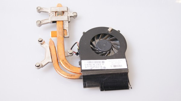 HP DV7-4165eg CPU Lüfter mit Heatsink 610777-001